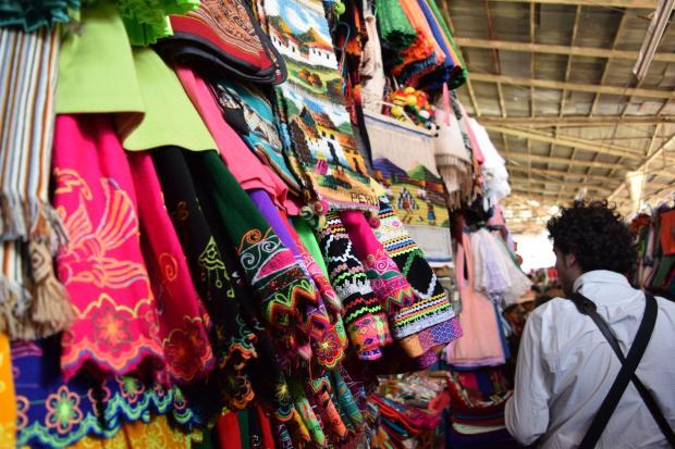 Materials in Peru